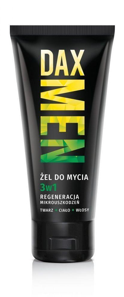 Dax Dax Cosmetics Men Żel do mycia 3w1 180ml