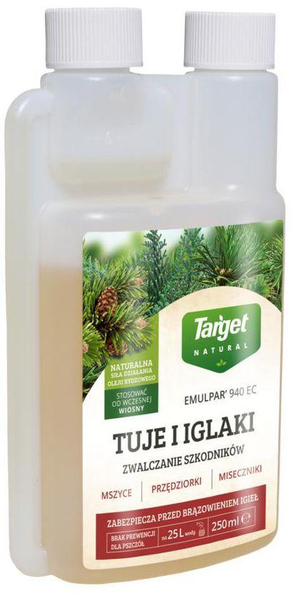 Środek owadobójczy EMULPAR 940 EC 250 ml TARGET