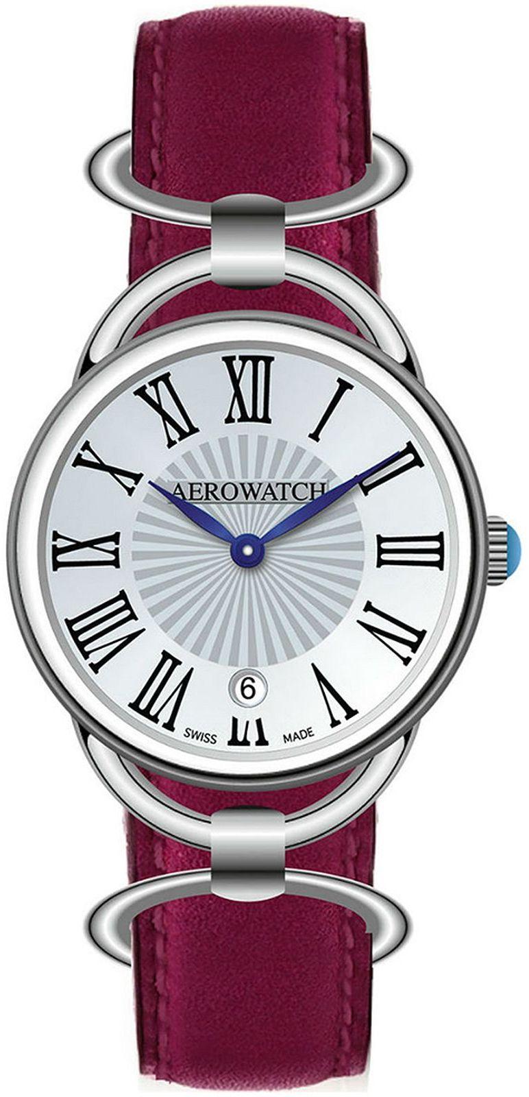 Aerowatch 07977-AA01 > Wysyłka tego samego dnia Grawer 0zł Darmowa dostawa Kurierem/Inpost Darmowy zwrot przez 100 DNI