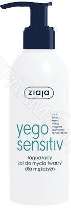 Ziaja Yego Sensitive Żel do mycia twarzy łagodzący 200ml