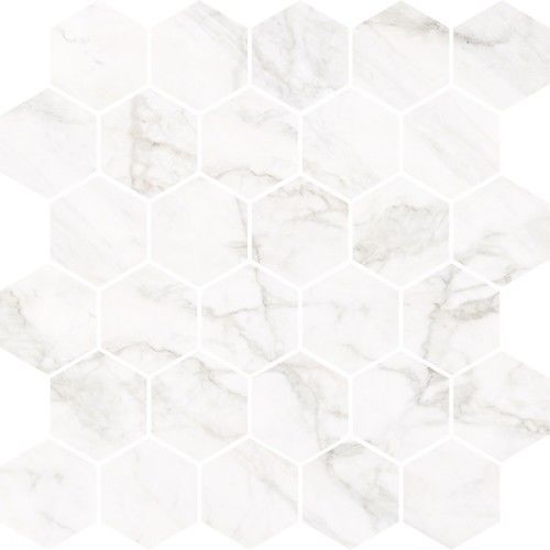 Nowa Gala Frost White FW 01 Mozaika 27x27 cm