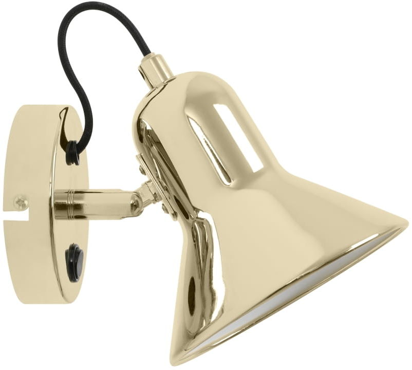 Kinkiet złoty z włącznikiem Astama regulowany LP-1122/1W GD - Light Prestige Do -17% rabatu w koszyku i darmowa dostawa od 299zł !
