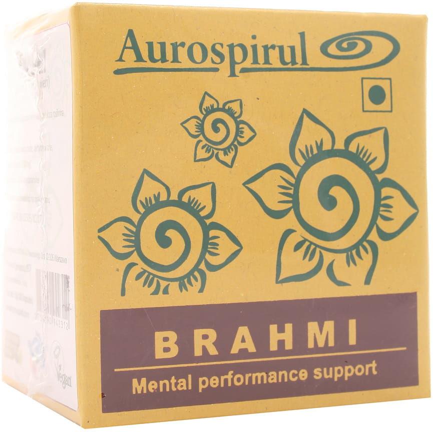 Brahmi bacopa monnieri - Aurospirul - 100kaps
