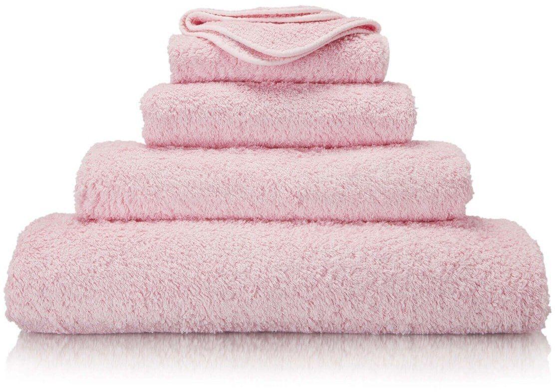 Ręcznik Abyss & Habidecor Super Pile Pink Lady