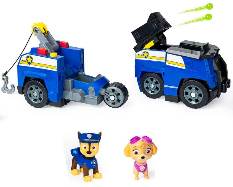 Psi Patrol - Radiowóz policyjny Chase''a 2w1 20122545