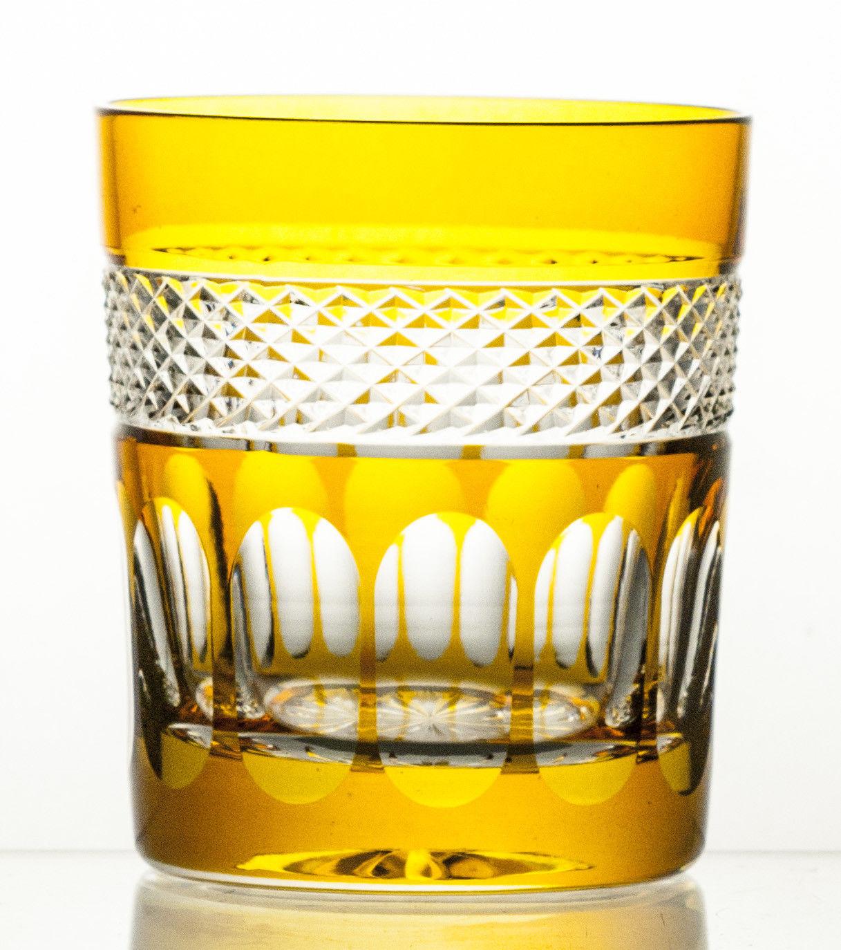 Szklanki kryształowe do whisky 6 sztuk (19549)