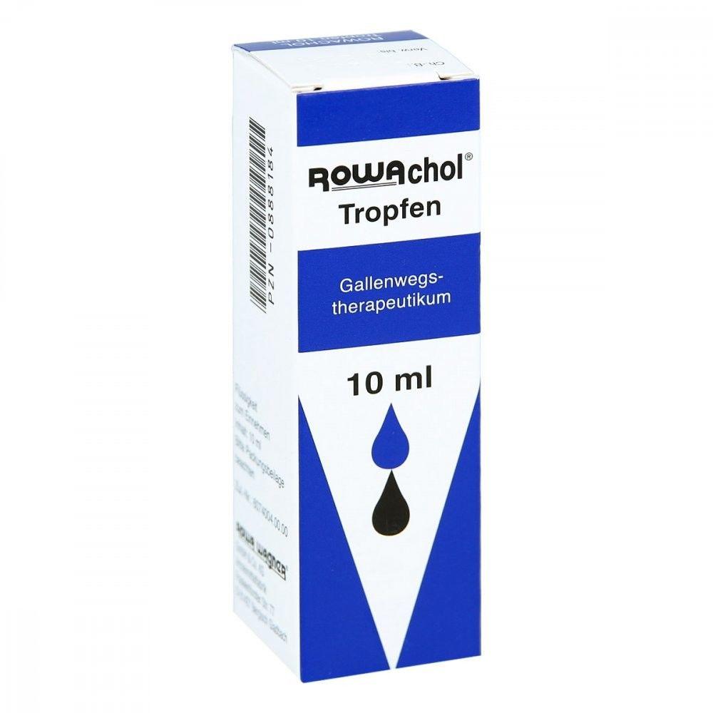 Rowachol krople