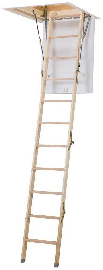 Schody strychowe CLICKFIX 36 92.5 x 70 cm Dolle