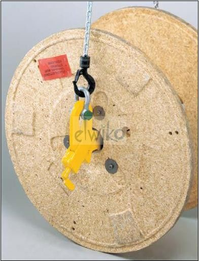 TKB - uchyt do bębnów, udźwig 5000kg