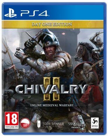 Chivalry 2 PS 4