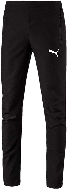 PUMA Męskie spodnie Liga Sideline Puma Black/Puma White XXL