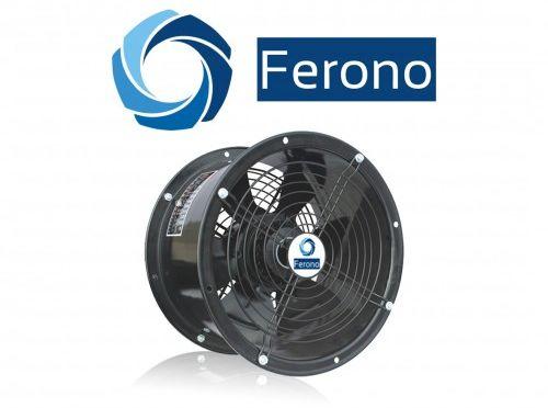 Wentylator kanałowy, osiowy, wodoszczelny 250mm, 2100m3/h (FKO250)