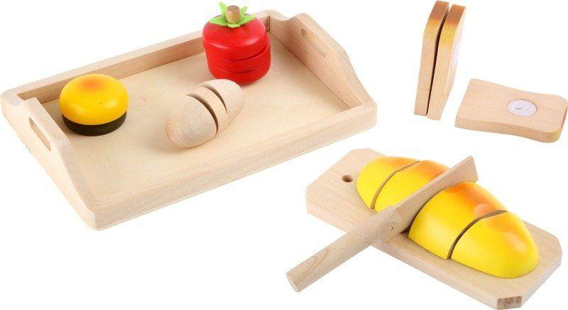 """Zestaw do krojenia """"Pieczywo"""", small foot - zabawy w kuchnie dla dzieci"""