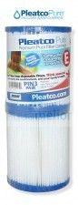 PLEATCO PBW4 Filtry do basenu Intex D (2 szt) na 6 miesięcy