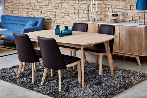 Stół rozkładany marilyn dąb 180- 270