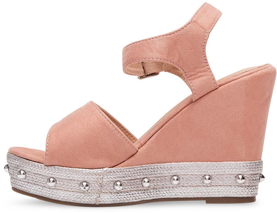Sandały damskie Bestelle S1012-10SC-1 Różowe