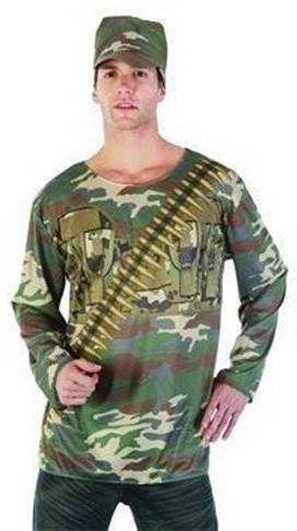 Kostium Żołnierz - Roz. 52