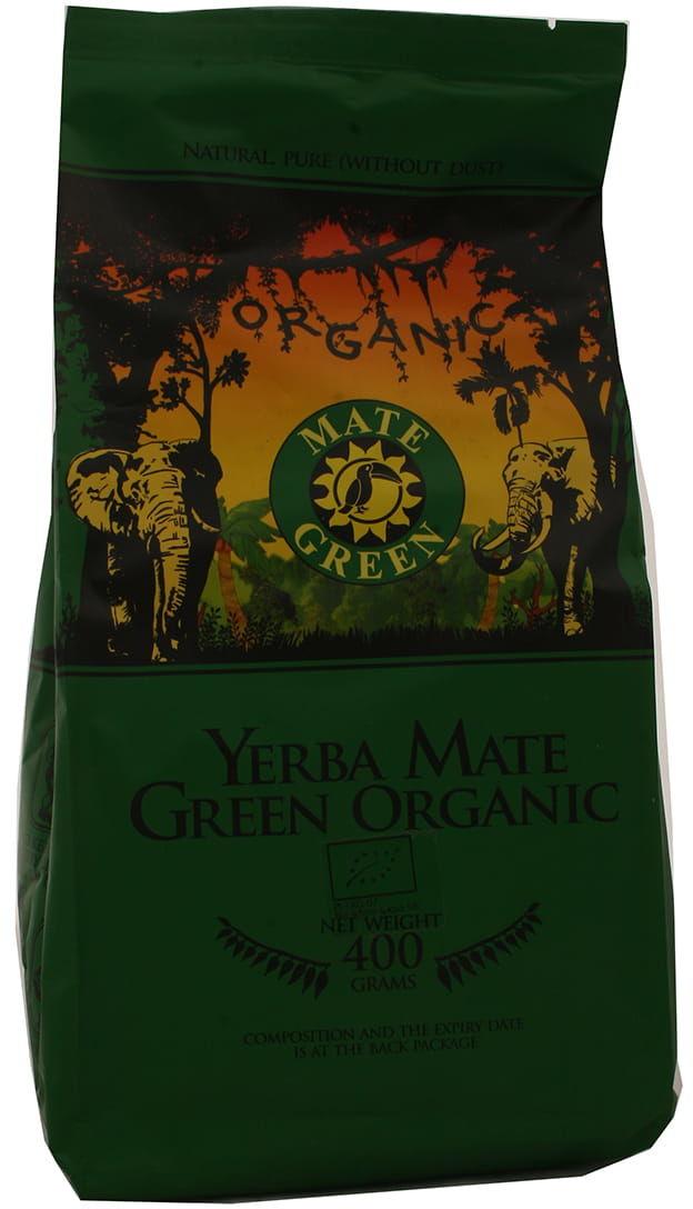 Yerba Mate green organic BIO - Mate Green - 400g