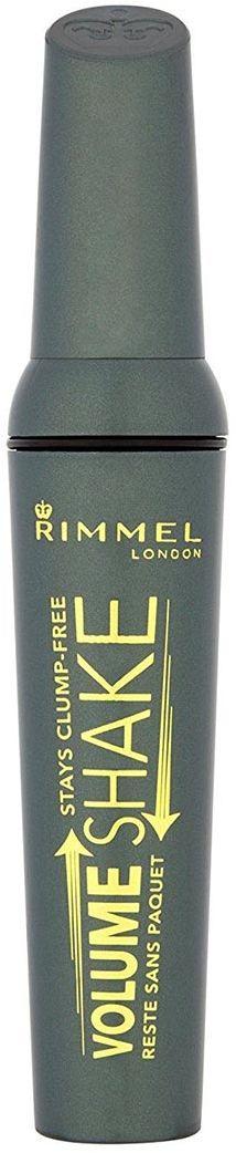 Tusz do rzęs Rimmel London Volume Shake 001 czarny