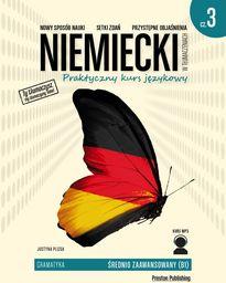 Niemiecki w tłumaczeniach Gramatyka Część 3 ZAKŁADKA DO KSIĄŻEK GRATIS DO KAŻDEGO ZAMÓWIENIA