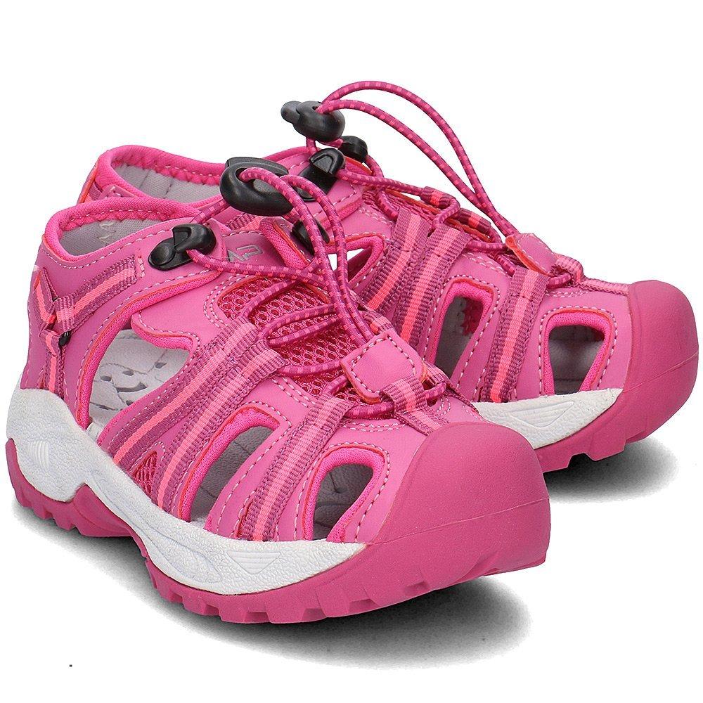 CMP Aquarii Hiking - Sandały Dziecięce - 3Q95474 B375 - Różowy