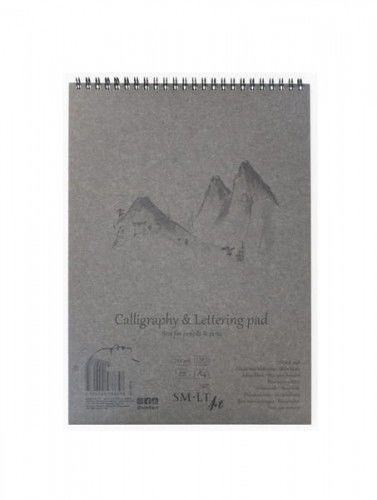 Blok do Kaligrafii SM-LT Calligraphy&Lettering 100 g