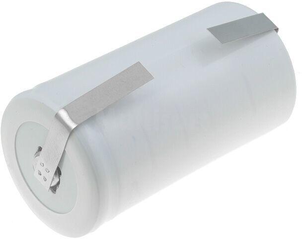 Akumulator R20(D) 1,2V Ni-Cd 4000mAh blaszki lutownicze
