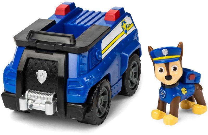Psi Patrol - Chase i jego radiowóz policyjny 20114321