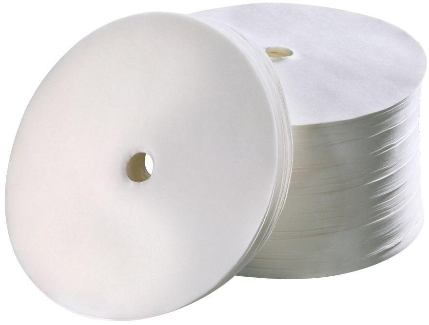 Filtry papierowe okrągłe do zaparzaczy - 1000 szt.