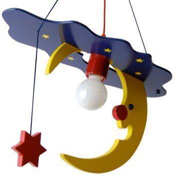 KLIK Lampa wisząca Księżyc nr. kat 0106.01