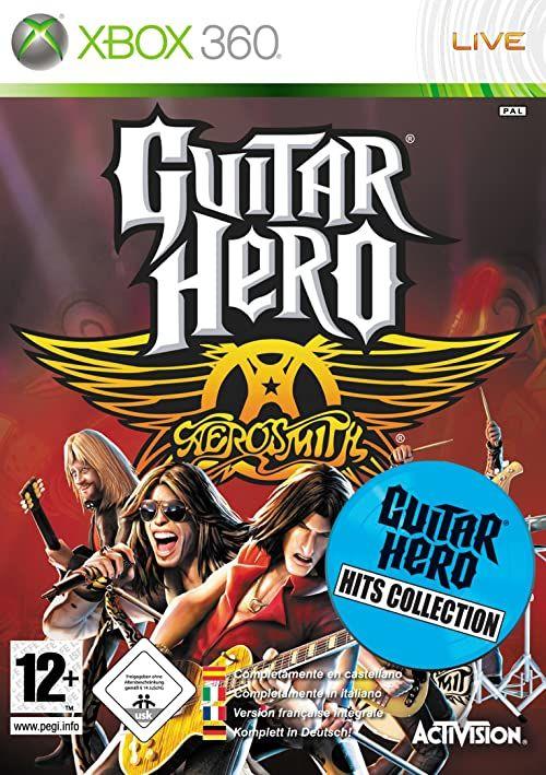 Kolekcja bohaterów gitarowych: Aerosmith wersja niemiecka (Xbox 360)  wersja niemiecka