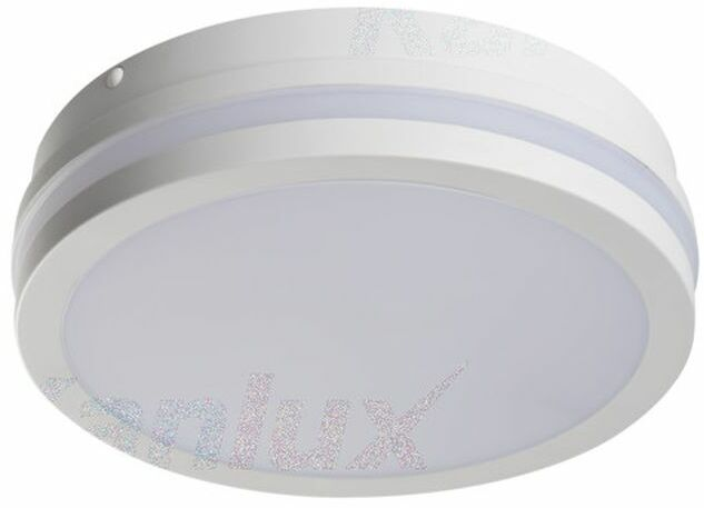 Plafoniera LED BENO 18W NW-O-W 1550lm 4000K IP54 32940