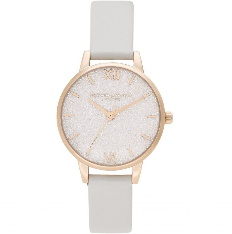 Zegarek damski Olivia Burton Vegan Blush & Pale Rose Gold OB16GD50