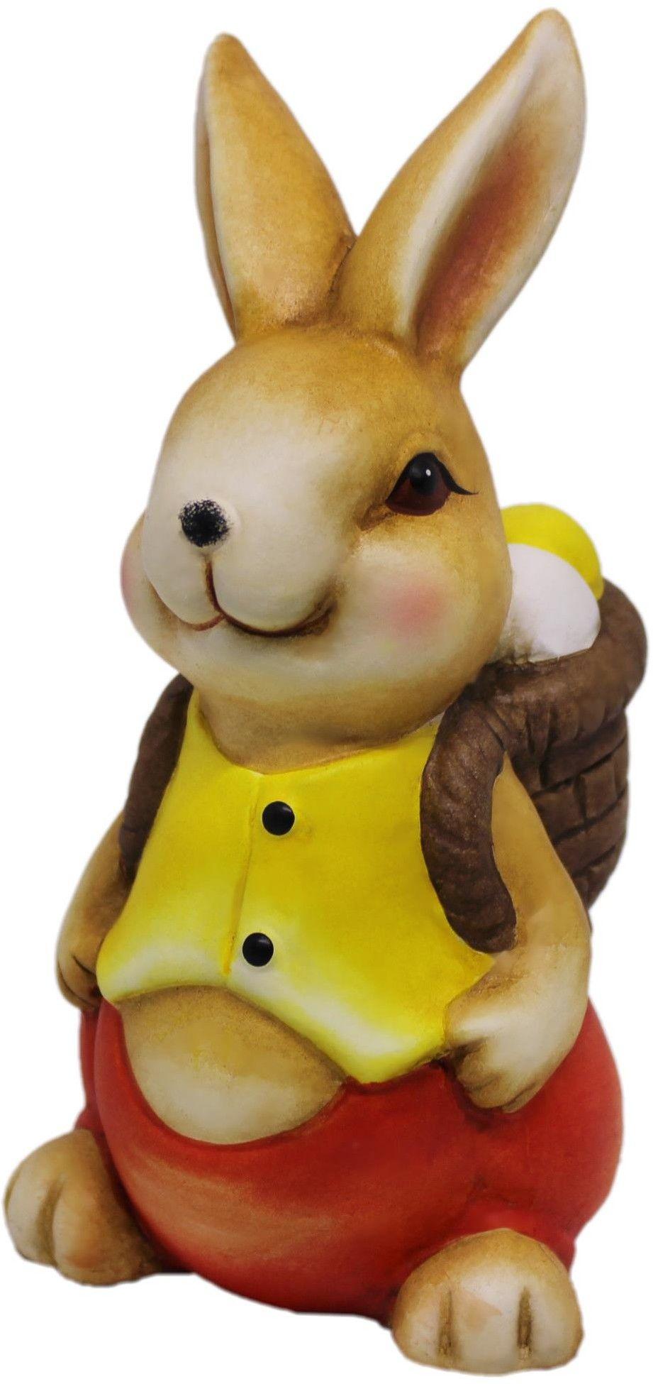 Doniczka królik 8x8x15,8 cm