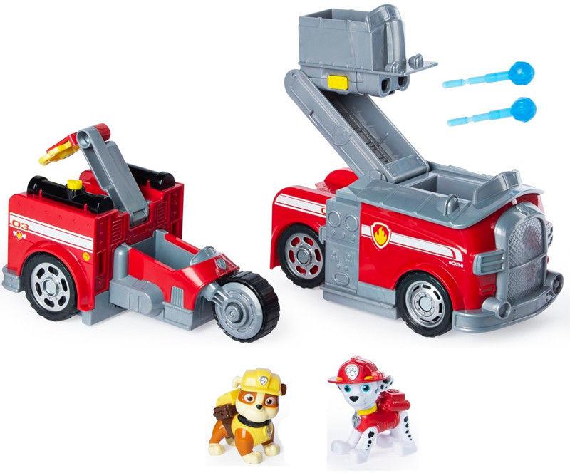 Psi Patrol - Wóz strażacki Marshalla 2w1 20122546