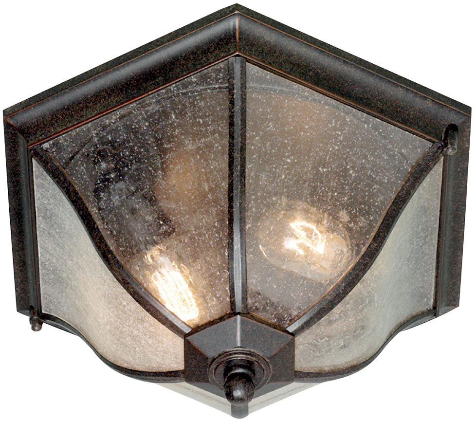 Plafon zewnętrzny New England NE8/M Elstead Lighting dekoracyjna oprawa w klasycznym stylu
