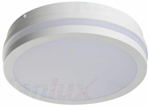Plafoniera LED BENO 18W NW-O-SE W 1550lm 4000K IP54 z czujnikiem ruchu 32944