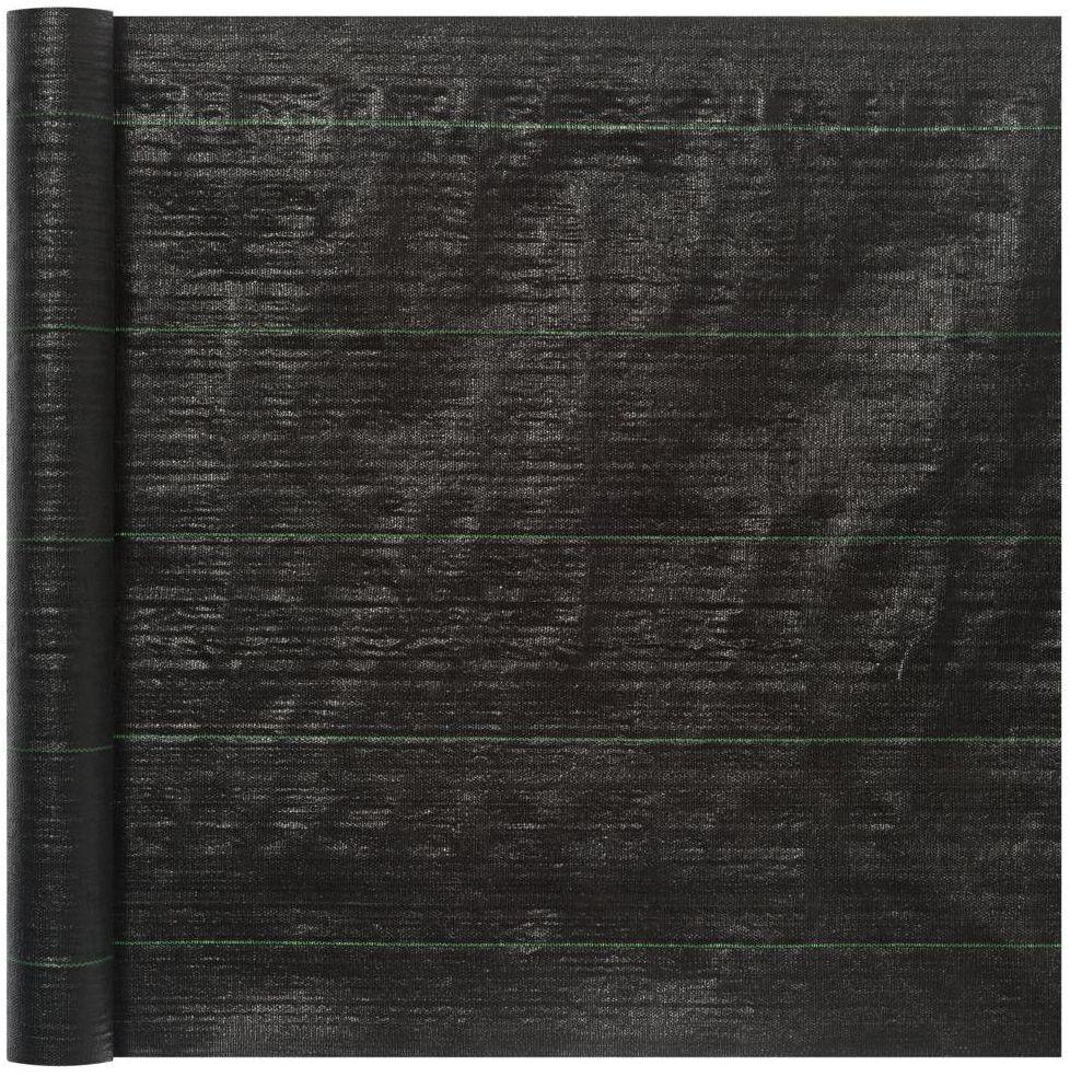 Tkanina ściółkująca 1m x 10m 70g/m2 czarna