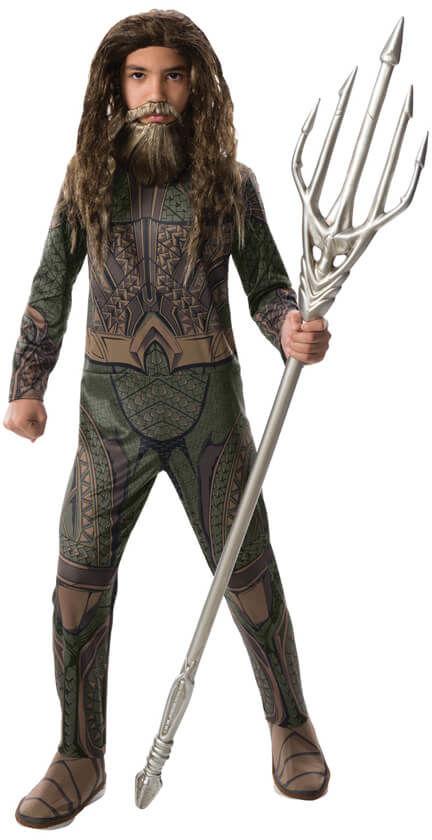 Kostium Aquaman dla chłopca - Roz. S