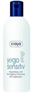 Ziaja łagodzący żel do higieny intymnej dla mężczyzn, 300 ml