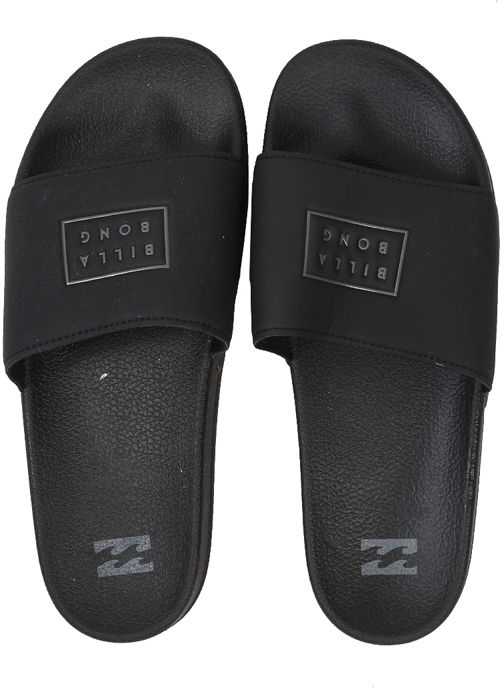 Billabong POOLSLIDE black japonki