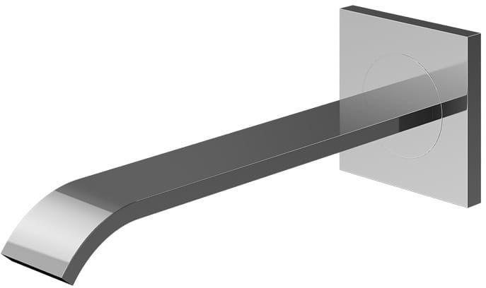 Kohlman wylewka ścienna Axis QW230N 17 cm