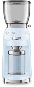 Smeg - Elektryczny młynek do kawy CGF01PBEU - 10% rabatu przy zakupie min. 2 produktów SMEG, wpisz kod smeg10