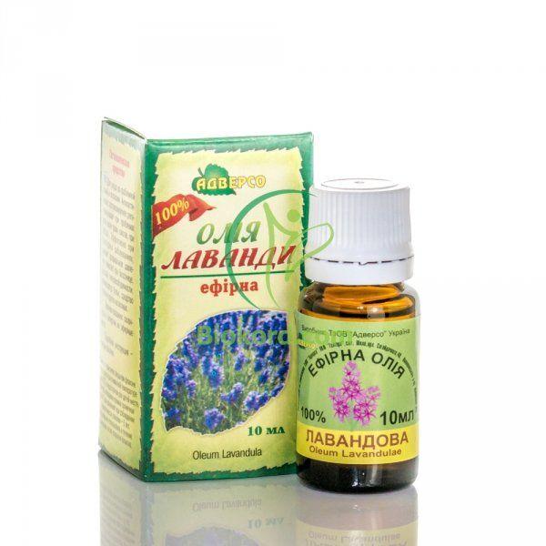 Olejek Lawendowy, 100% Naturalny Adverso