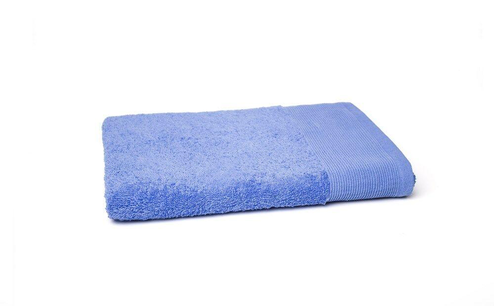 Ręcznik Aqua 70x140 niebieski ciemny frotte 500 g/m2 Faro