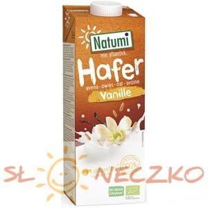 Napój owsiano - waniliowy BIO 1L Natumi