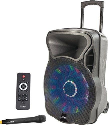 Kolumna mobilna Party Light&Sound PARTY-12LED