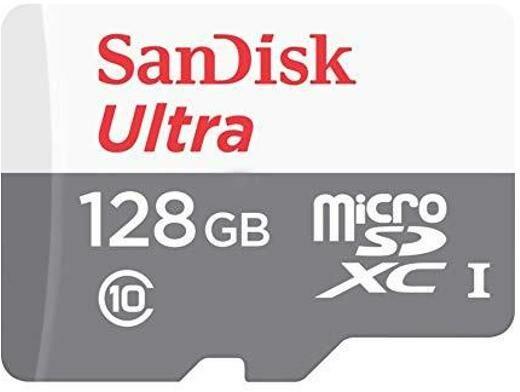 SanDisk Ultra microSDXC 128GB 100MB/S A1 - szybka wysyłka!