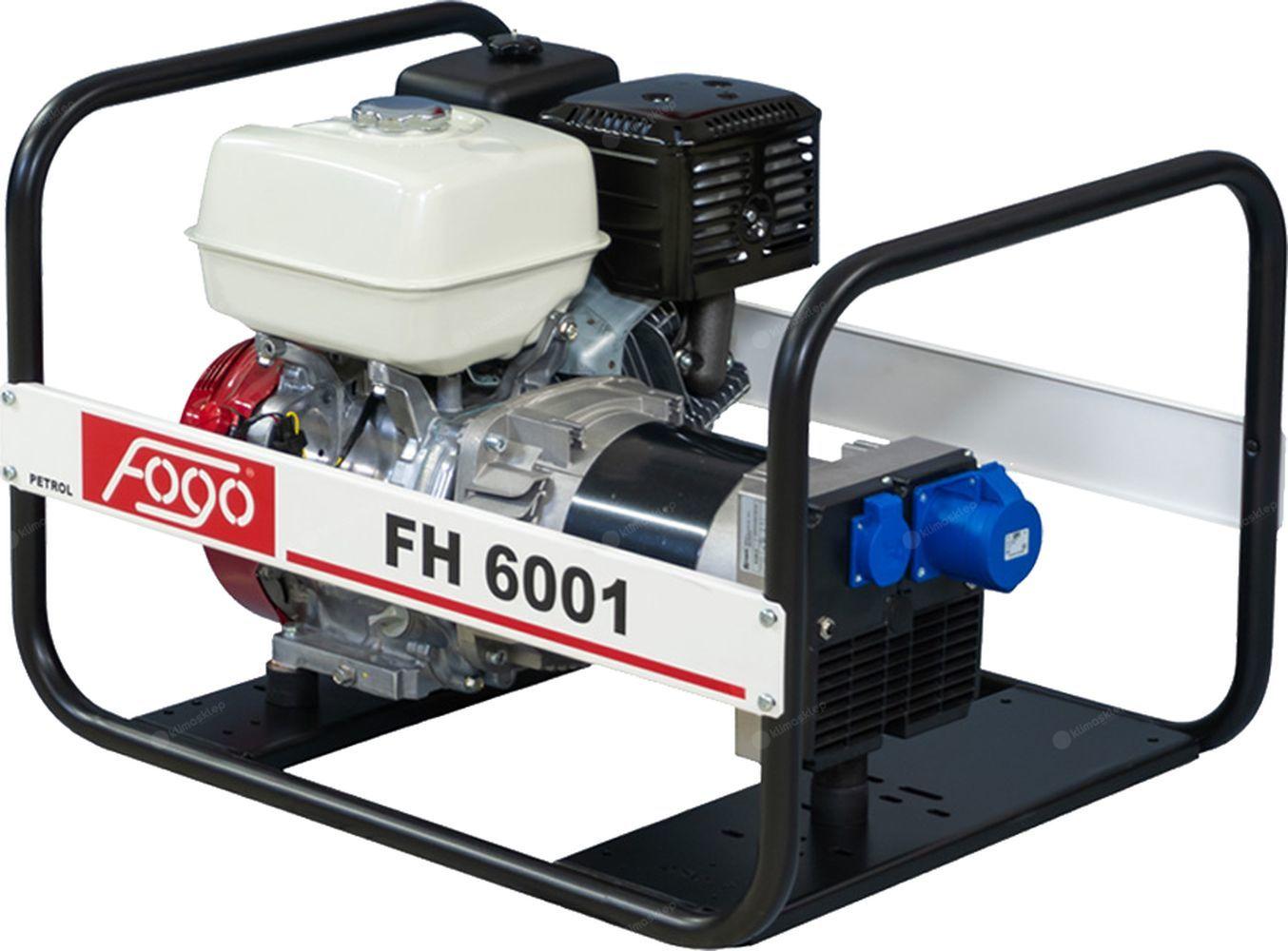 Agregat prądotwórczy Fogo FH 6001