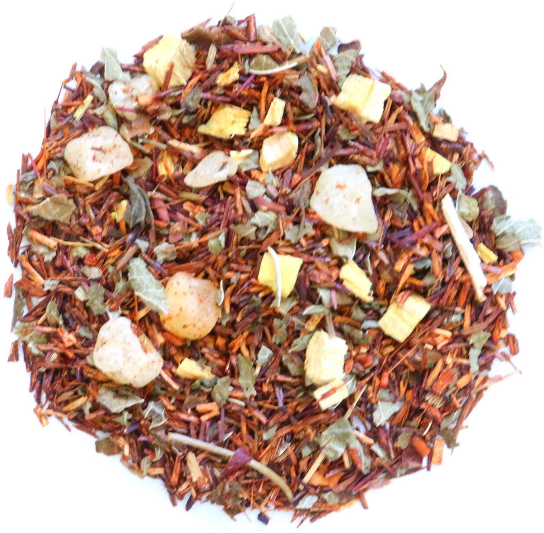 Herbata Rooibos o smaku słodki aloes 120g